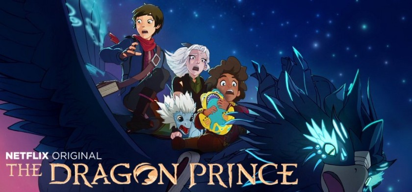 The Dragon Prince - Revelada a data da Season 2