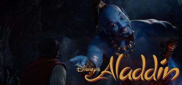 Aladdin - Teaser Trailer revela Gênio de Will Smith