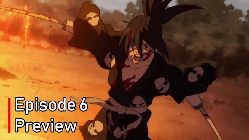 Dororo - Preview do Episódio 6
