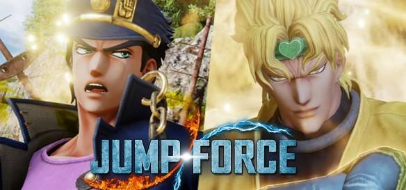 Jump Force - Trailer do Jotaro e Dio de Jojo´s Bizarre Adventure