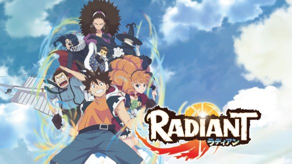 Radiant - Season 1