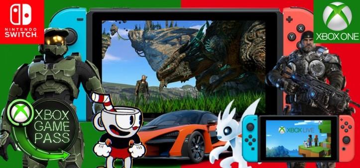 Scalebound, Ori, Cuphead, Halo, Gears, Forza, Xbox Live, Game Pass, X Cloud podem chegar ao Nintendo Switch, segundo rumor