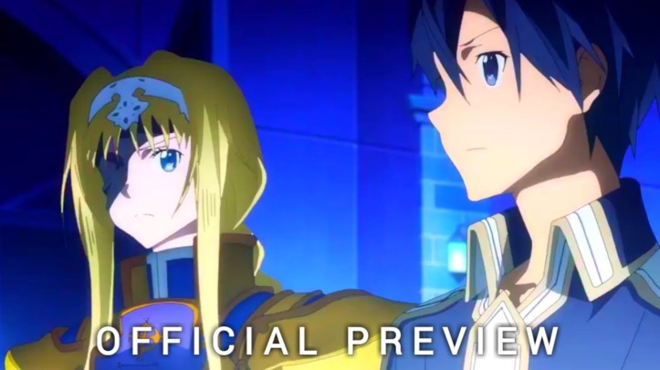Sword Art Online Alicization - Episódio 20 Preview