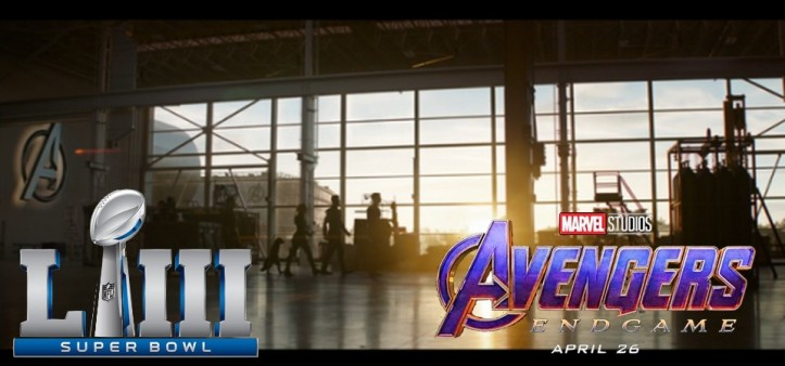 Vingadores Ultimato - TV Spot do Super Bowl 2019