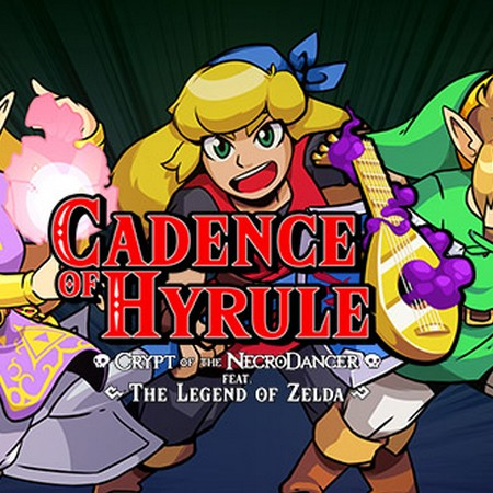 Cadence of Hyrule - Trailer de Anúncio