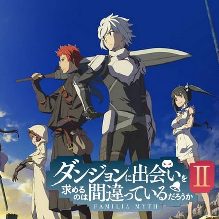 Danmachi Season 2 Preview