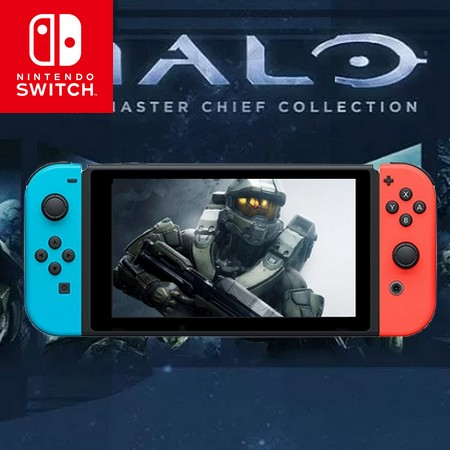 Halo - The Master Chief Collection anunciado para Nintendo Switch