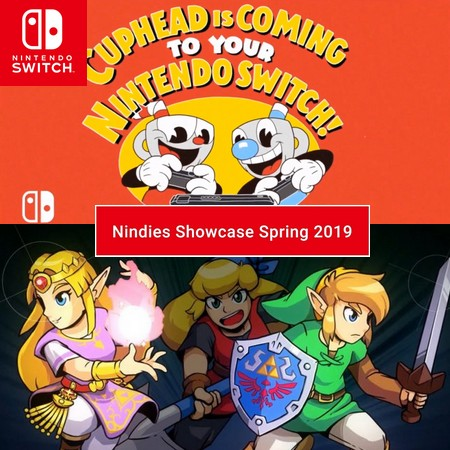Nintendo Switch Nindies Showcase Summer 2018 - Cuphead, Cadence of Hyrule, Blaster Master Zero 2 e outros jogos