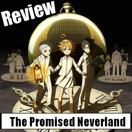 Review - The Promised Neverland - Season 1 (2019)