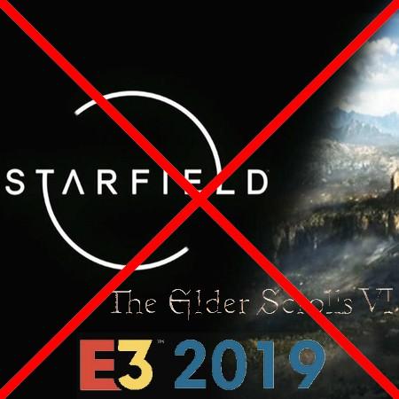 Starfield e The Elder Scrolls 6 não estarão na E3 2019, segundo Todd Howard