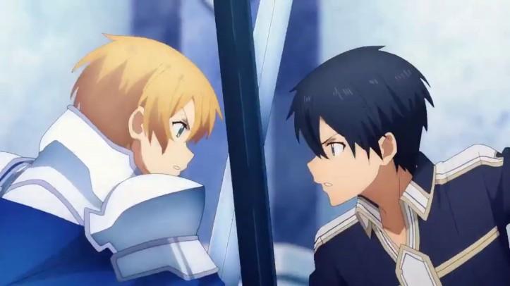 Sword Art Online Alicization - Episode 21 Preview
