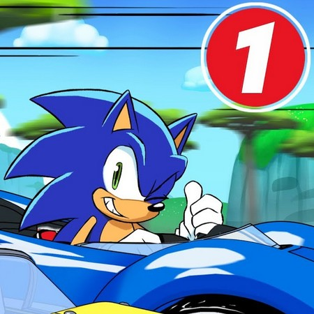 Team Sonic Racing Overdrive - Parte 1