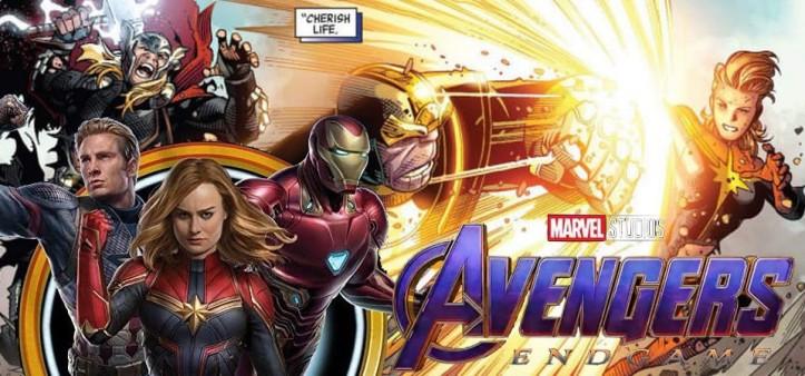Vaza descrição de cena de Capitã Marvel em Vingadores Ultimato
