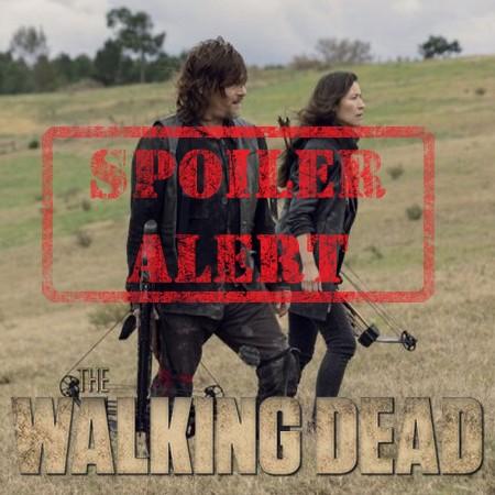 Vaza fotos das estacas dos Sussurradores em The Walking Dead S09E15