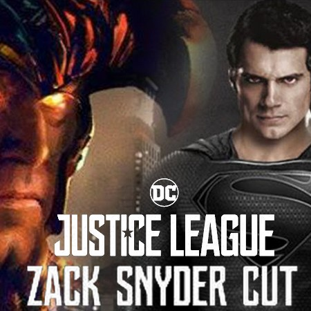 Vaza na internet Liga da Justiça Snyder Cut completo