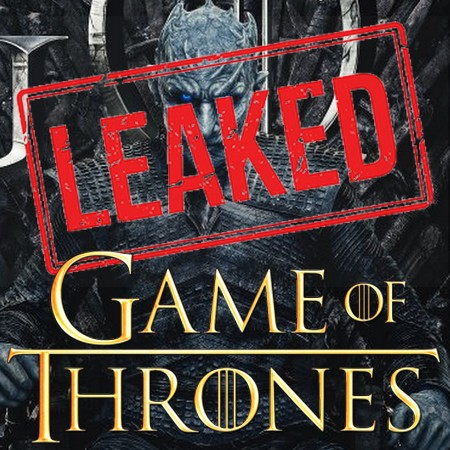 Vaza roteiro completo da Season 8 de Game of Thrones