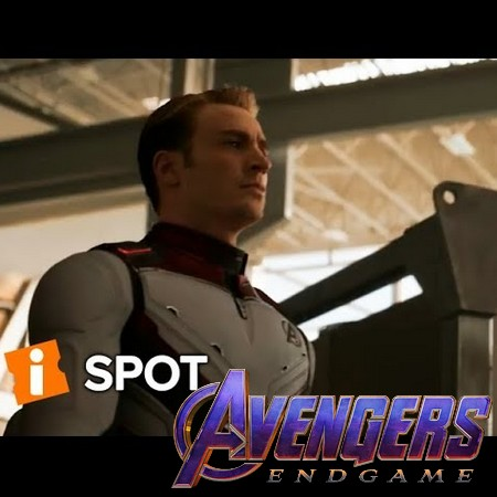 Vingadores Ultimato - Spot Legendado