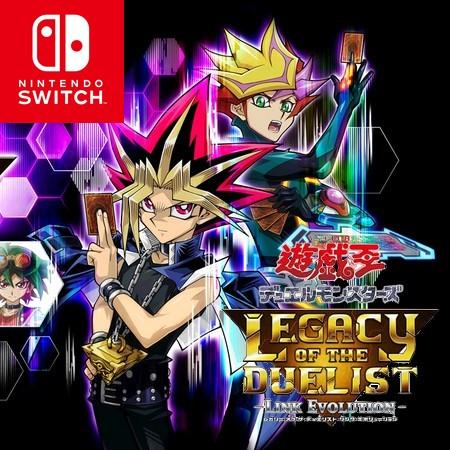 Yu-Gi-Oh! Legacy of the Duelist Link Evolution é exclusivo de Nintendo Switch e será lançado no ocidente