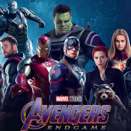 Vingadores Ultimato - Novo Banner do Filme