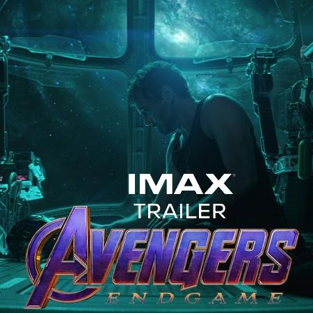 Vingadores Ultimato - Trailer Imax