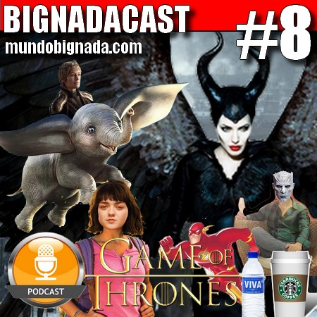 BigNadacast #8 - Game of Thrones - Season 8