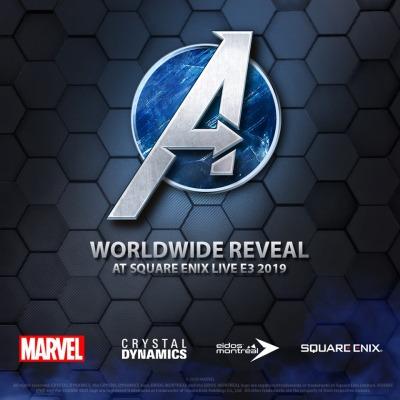 Marvel´s Avengers - Square Enix Live E3 2019