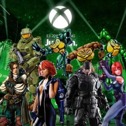 Vaza lista completa dos games da Conferência do Xbox/Microsoft da E3 2019