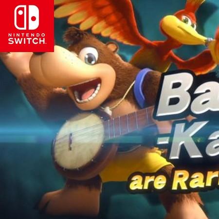 Banjo em Super Smash Bros Ultimate - Trailer da E3 2019