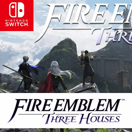 Fire Emblem Three Houses - Life at the Academy - Launch Trailer Parte 1