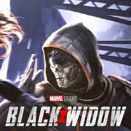Viúva Negra - Taskmaster será o vilão do filme solo da heroína