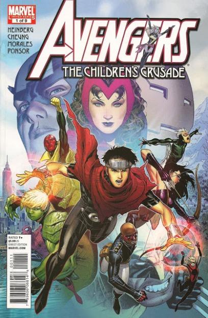Vingadores - A Cruzada das Crianças (2010)