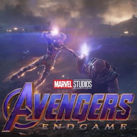 Melhores de 2019 - Capitã Marvel Vs. Thanos em Vingadores Ultimato