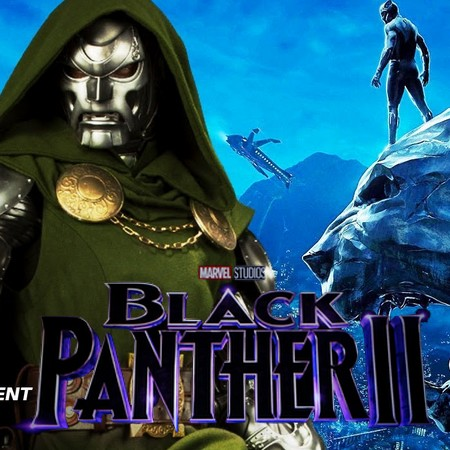 Black Panther 2 - Filme pode introduzir Dr. Doom no MCU