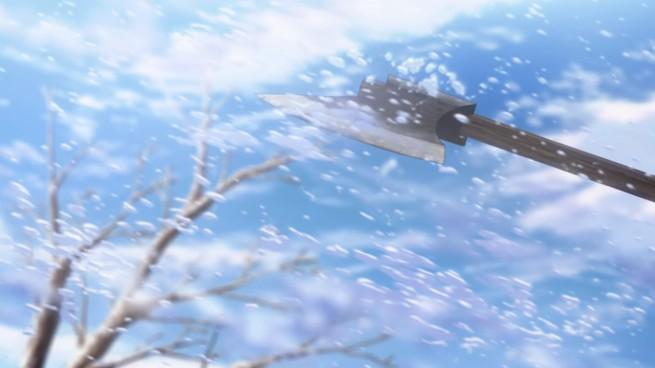 Vinland Saga - Episode 18 Screenshot 01 - Thorkell Axe