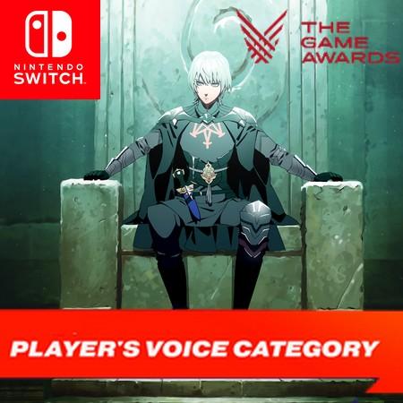Fire Emblem - Three Houses é o vencedor do Player´s Voice do The Game Awards 2019