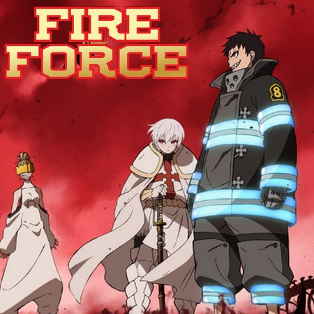 Fire Force - Trailer Preview da Season 2 do Anime