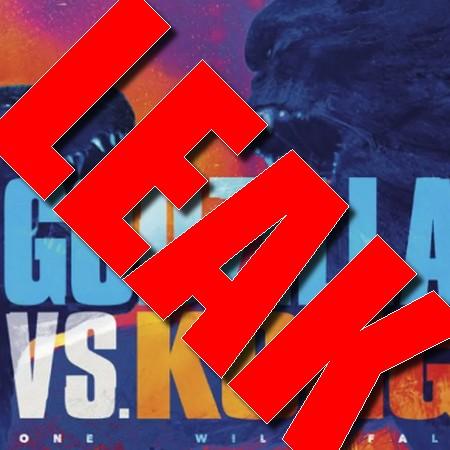 Godzilla Vs. Kong - Vaza cena do filme na CCXP 2019