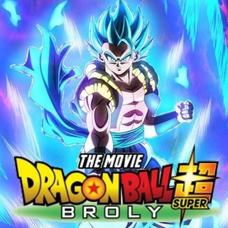 Melhores de 2019 - Gogeta Vs. Broly em Dragon Ball Super Broly