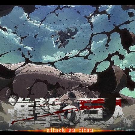 Melhores de 2019 - Levi Vs. Titã Bestial em Shingeki no Kyojin