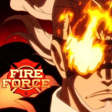 Melhores de 2019 - Shinra Vs. Capitão Burns em Fire Force