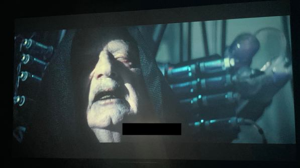 Star Wars - The Rise of Skywalker - Emperor Palpatine Leak 02