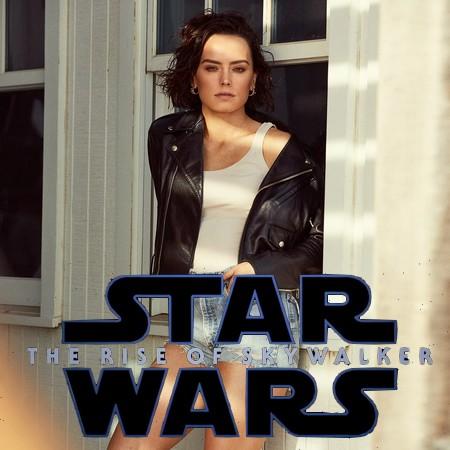 Star Wars - The Rise of Skywalker - Ensaio Sensual da Daisy Ridley