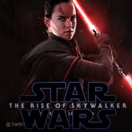 Star Wars - The Rise of Skywalker - Vaza foto do novo SPOILER de Rey no filme