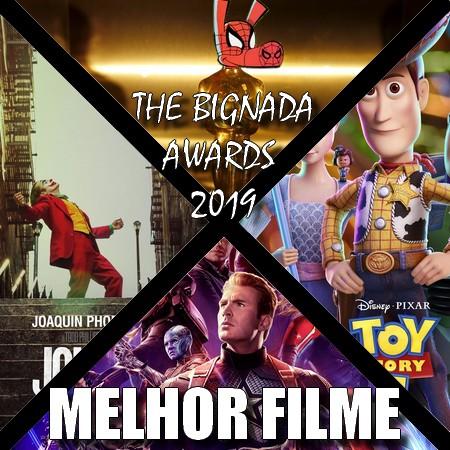 The Bignada Awards 2019 - Melhor Filme do Ano