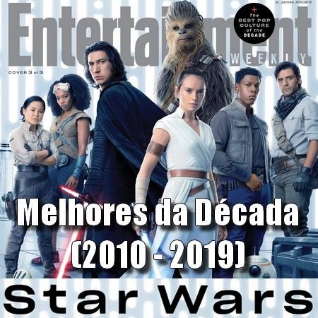 Top 10 - Melhores Cenas de Star Wars da Década (2010-2019)