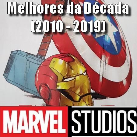 Top 10 - Melhores Cenas do MCU da Década (2010-2019)
