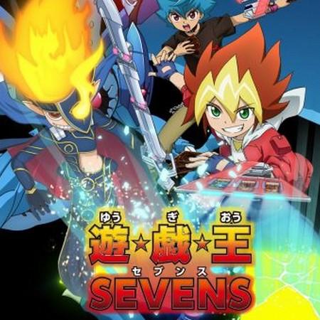 Yu-Gi-Oh! Sevens - Anunciado novo anime da franquia