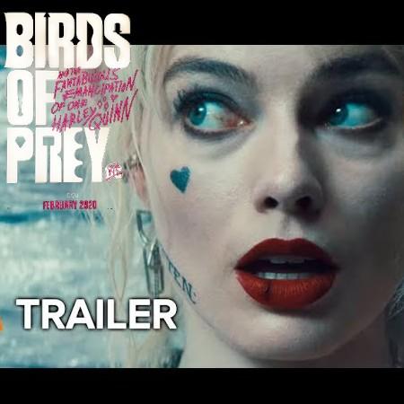 Aves de Rapina - Trailer #2
