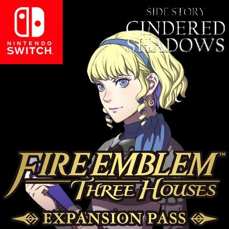 Fire Emblem - Three Houses - Cindered Shadows - Introdução da Constance