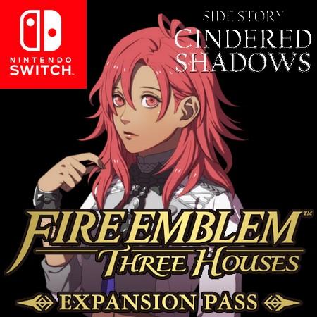 Fire Emblem - Three Houses - Cindered Shadows - Introdução da Hapi